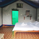 Rajaji Wild Trail Camp-inside