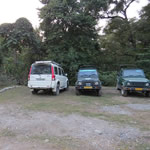 Rajaji Wild Trail Camp-Parking